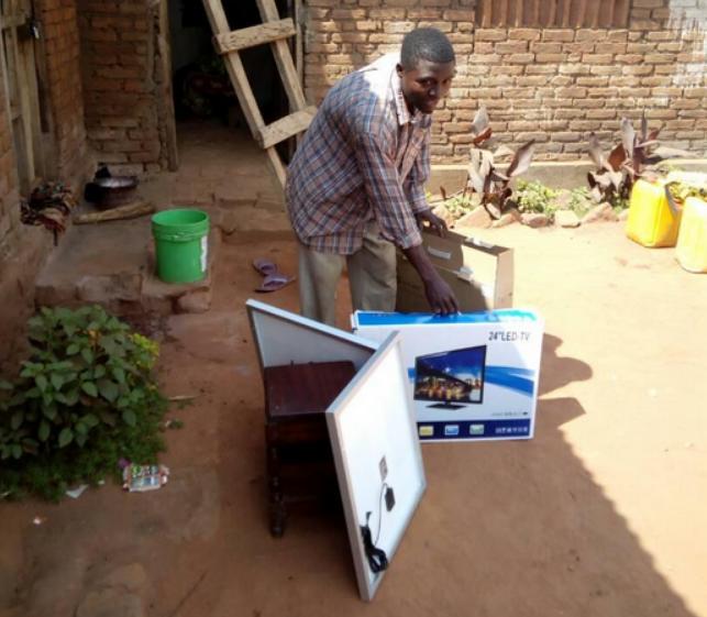 kiva-tanzania-solar-home-system